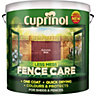 Cuprinol Less Mess Fence Care Autumn Red 9L