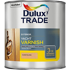 Dulux Weathershield Yacht Varnish Gloss 2.5 Litre