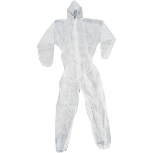 Wickes Decorators Coversuit White