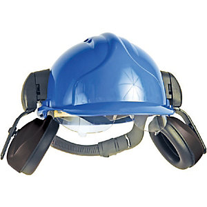 Wickes Master Helmet Kit Blue