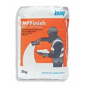 Wickes Multi Purpose Finishing Plaster 5kg