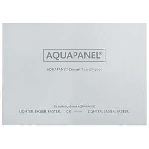 Knauf Aquapanel Water Resistant Wall Board 1200 x 900 x 12.5mm