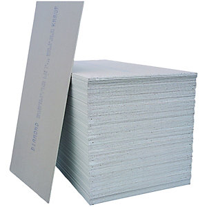 Knauf Plasterboard Tapered Edge 2400x1200x12.5mm