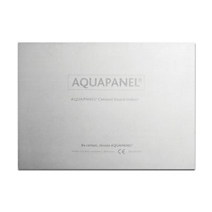 Knauf Aquapanel Tile Backing Board 1200x900x12.5mm