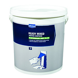 Wickes Ready Mixed Jointing Compound 10kg
