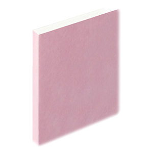 Knauf Fire Panel Square Edge 12.5mm x 1800mm x 900mm (1.62m²/Sheet)