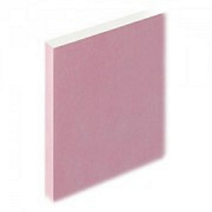 Knauf Fire Panel Plasterboard Square Edge 12.5mm x 2400mm x 1200mm