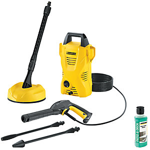 Karcher K2 Pressure Washer Compact Home 110 Bar