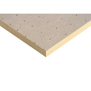 Kingspan Thermaroof Tr27 Insulation Board 120mm 1200mm x 600mm