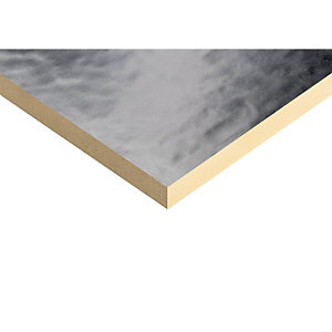Kingspan Thermaroof Tr26 Insulation Board 125mm 2400mm x 1200mm