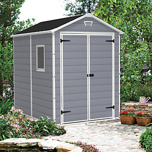 Keter Manor Plastic Shed 8x6