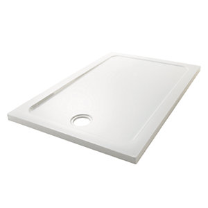 Mira Flight Low 1000X760 Low Level (40mm) Tray 0 Ups White