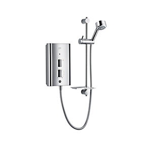 Mira 1.1563.730 Escape Thermostatic Electric Shower Chrome 9kW