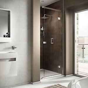 Iflo Alamere Pivot Door Shower Enclosure Pack 2 Of 2 1000mm
