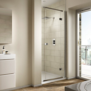 Iflo Alamere Pivot Door Shower Enclosure 1000mm