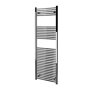 Kudox Towel Radiator 600 x 1800mm Straight Chrome
