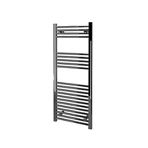 Kudox Towel Radiator 500 x 1200mm Straight Chrome