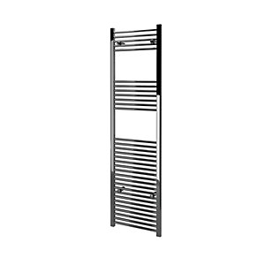 Kudox Towel Radiator 500 x 1800mm Straight Chrome