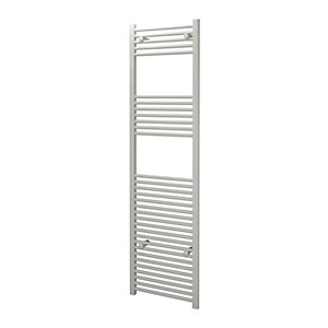 Kudox Towel Rail 500x1800mm Straight White Radiator