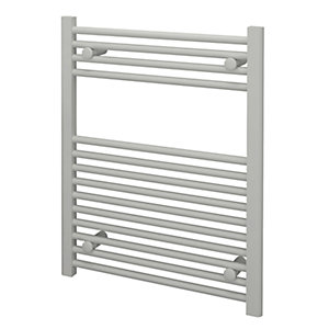Kudox Towel Rail 600x750mm Straight White Radiator