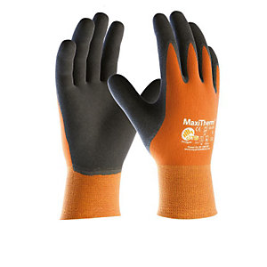 ATG MaxiTherm Thermal Work Glove Size 8
