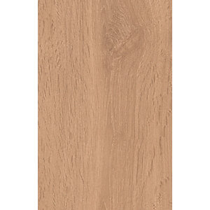Wickes Light Brushed Oak Laminate Flooring