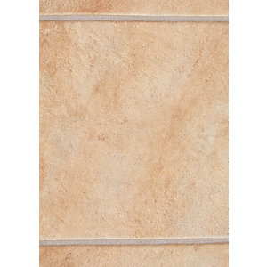 Wickes Moroccan Stone Laminate Sample
