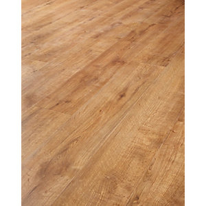 Wickes Salinas Oak Laminate Flooring