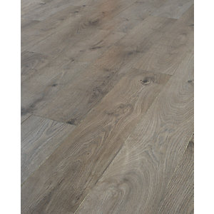 Wickes San Diego Oak Laminate Flooring