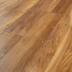 Wickes Madera Light Hickory Laminate Flooring
