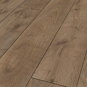 Wickes Bergen Oak Laminate Flooring