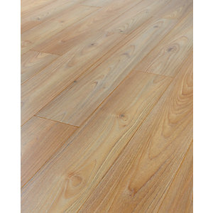 Wickes Lantau Oak Laminate Flooring