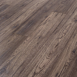 Wickes Berkeley Hickory Laminate Flooring