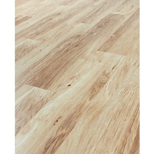 Wickes Natural Hickory Laminate Flooring