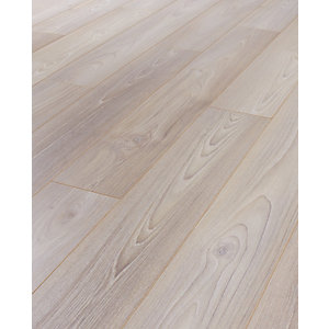 Wickes Oyster Oak Laminate Flooring