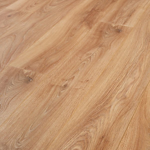 Wickes Historic Oak Laminate Flooring