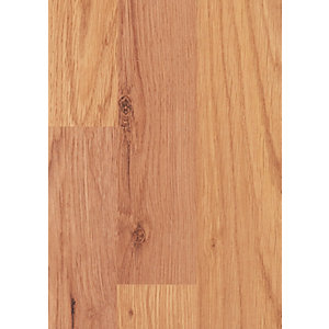 Wickes Oak Laminate Sample
