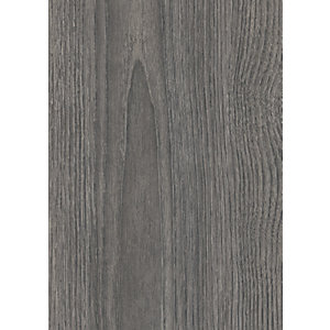 Wickes Everest Grey Oak Laminate Sample