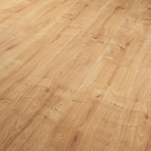 Wickes Sevilla Oak Laminate Flooring 7mm