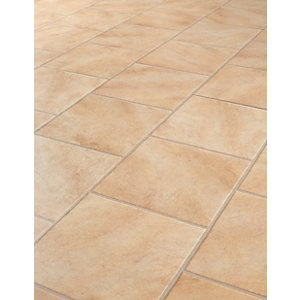 Wickes Moroccan Stone Tile Effect Laminate Flooring