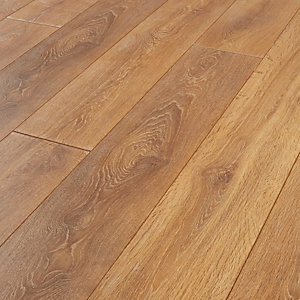Wickes Latte Oak Laminate Flooring Wickes Co Uk