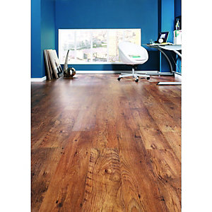 Wickes Rustic Oak Laminate Flooring