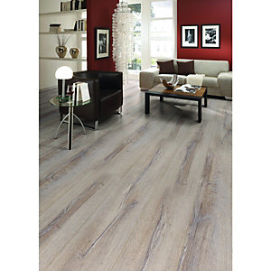 Wickes Bleached Oak Laminate Flooring