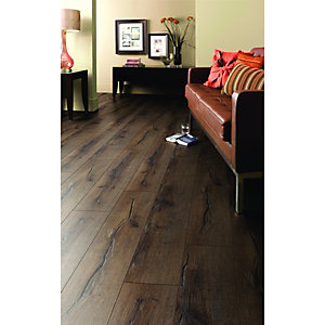 Wickes Monastery Oak Laminate Flooring
