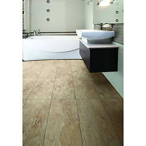 Wickes Indian Slate Effect Laminate Flooring