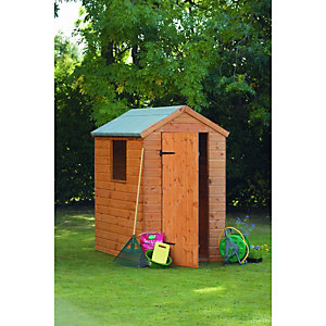Wickes Shiplap Apex Shed 6x4