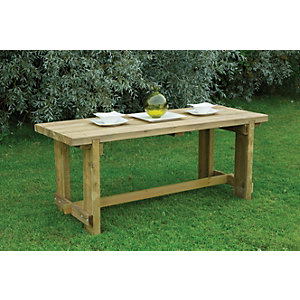 Image of Forest Garden Refectory Table 1.8m