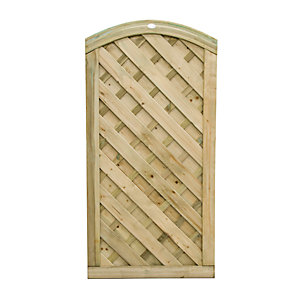 Wickes Cambridge Gate 1800x900mm