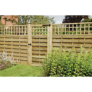 Wickes Hertford Gate 1800x900mm
