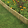 Wickes Timber Border Edging 150mmx1m